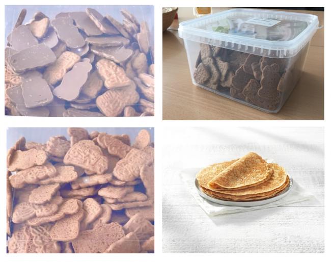 Koekjes en pannenkoeken ouderraad