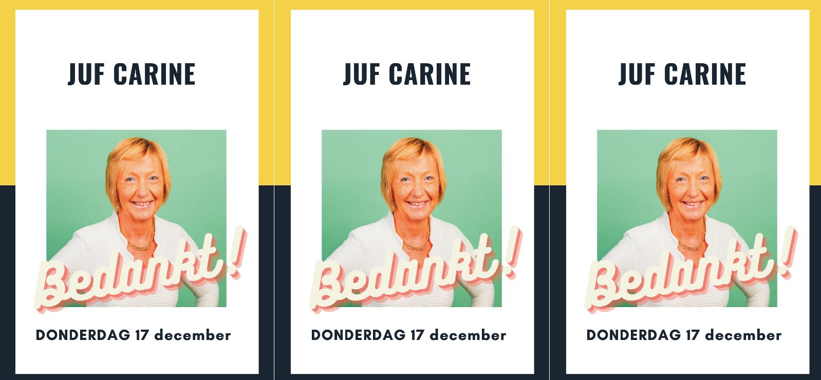 juf Carine